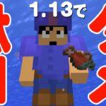 【カズクラ】ダメ絶対!1.13が超絶重くなる原因!マイクラ実況 PART265