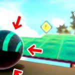 異次元空間を「玉が転がる」ゲームがシンプルで超ハマる