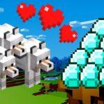 マインクラフトで大量のダイヤを見つけちゃった – Minecraft Part5