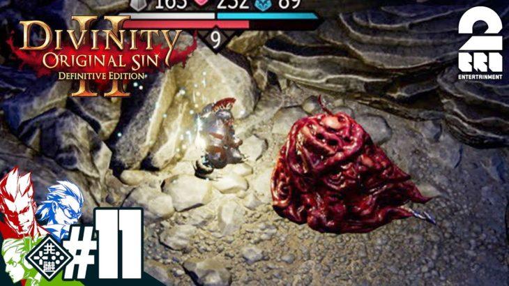 #11【RPG】弟者,兄者,おついちの「Divinity :Original Sin 2」【2BRO.】