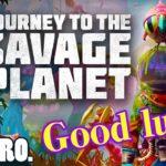 #1【探検】弟者,兄者の「journey to the savage planet」【2BRO.】