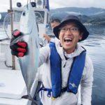 【釣り】駿河湾で初めての船釣り!!イサキやヒラソウダガツオが爆釣!?