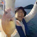 【釣り】駿河湾で初めての船釣り!!鯛を釣りに行くぞ!!