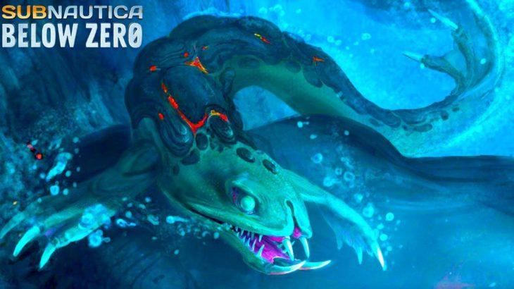 マイナス20度の極寒の海底で異星人に寄生される…!そして悲しい事件発生 – Subnautica: Below Zero #3
